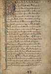 Statute book containing Magna Carta by Anonymous - print
