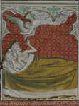 Angel appearing to the Magi by Anonymous - print