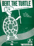 Bert, the Turtle: The Duck and Cover Song by B Prorokov - print