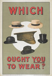 Which ought you to wear? by Ernest Clegg - print