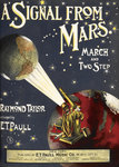 A Signal from Mars by Frank R Paul - print