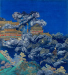 A Keepsake from the Cloud Gallery by Liu Chunhua - print