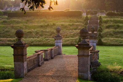Easton Walled Gardens, Lincolnshire: Wall Art & Canvas Prints by Clive Nichols