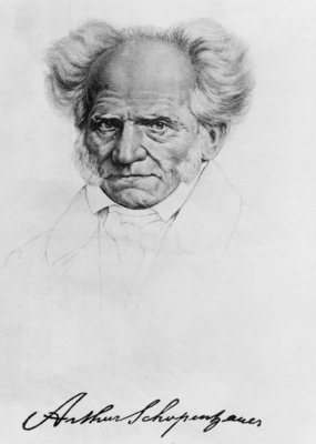 Arthur Schopenhauer Postcards, Greetings Cards, Art Prints, Canvas, Framed Pictures, T-shirts & Wall Art by Corbis