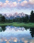 Grand Teton National Park, Wyoming, USA Postcards, Greetings Cards, Art Prints, Canvas, Framed Pictures, T-shirts & Wall Art by Albert Bierstadt