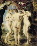 The Three Graces Wall Art & Canvas Prints by Peter Paul Rubens