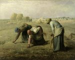 <Les Glaneuses> by Jean-Francois Millet Wall Art & Canvas Prints by French School