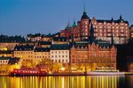 Buildings in Stockholm Postcards, Greetings Cards, Art Prints, Canvas, Framed Pictures & Wall Art by Charles Ginner