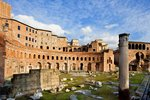 Trajan's Forum Postcards, Greetings Cards, Art Prints, Canvas, Framed Pictures, T-shirts & Wall Art by French School