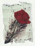 Rose and Music Postcards, Greetings Cards, Art Prints, Canvas, Framed Pictures, T-shirts & Wall Art by Arthur Rackham