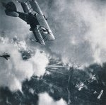 Aerial Combat on the Western Front, WWI Photogravure Postcards, Greetings Cards, Art Prints, Canvas, Framed Pictures, T-shirts & Wall Art by English School