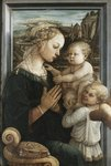 Madonna and Child with Angels Postcards, Greetings Cards, Art Prints, Canvas, Framed Pictures & Wall Art by Master Francke