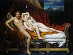 Cupid and Psyche Wall Art & Canvas Prints by Peter Paul Rubens