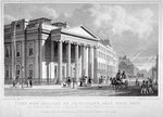 The Royal College of Physicians, Pall Mall East, Westminster, London Fine Art Print by Nikolai Egorevich Sverchkov