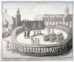 Execution at the Tower of London Fine Art Print by Richard Caton II Woodville
