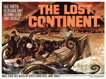 THE LOST CONTINENT (restored)