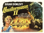 QUATERMASS 2 (restored) Fine Art Print by Tom Chantrell