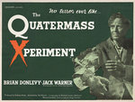 THE QUATERMASS XPERIMENT (aged) Fine Art Print by Tom Chantrell