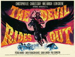 THE DEVIL RIDES OUT (restored)