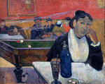 Night Café at Arles Fine Art Print by Henri de Toulouse-Lautrec