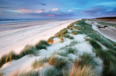 Holkham Bay Wall Art & Canvas Prints by Jon Gibbs