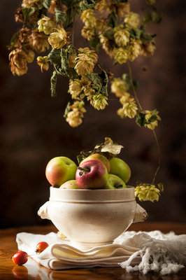Autumn Still Life Wall Art & Canvas Prints by Patrizia Piga