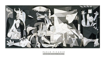 Guernica, 1937 by Pablo Picasso - framed art prints and framed pictures