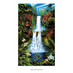 Mirror Falls by Ron Croci - framed art prints and framed pictures