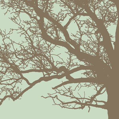 Winter Tree III Fine Art Print by Erin Clark