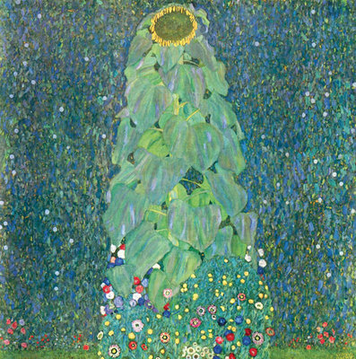 The Sunflower, c. 1906-1907 Fine Art Print by Gustav Klimt
