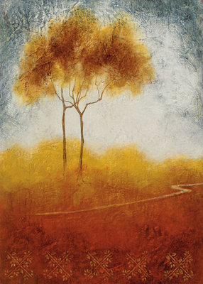 Distant View I Fine Art Print by Susan Osbjorn