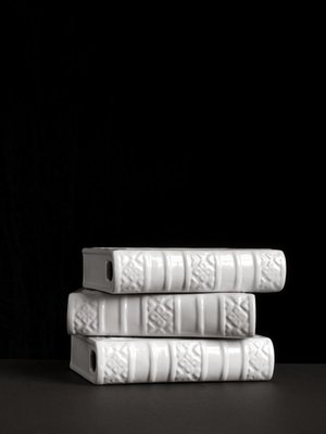 Library IV Fine Art Print by Kelly Hoppen