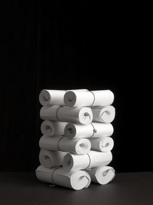 Paper II Fine Art Print by Kelly Hoppen