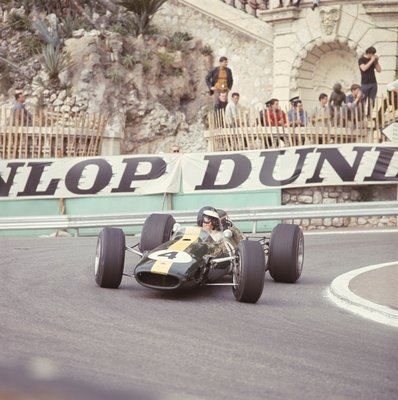1966 Monaco Grand Prix. Monte Carlo, Monaco. 19-22 May 1966 Fine Art Print by Anonymous
