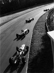 1965 Italian Grand Prix. Monza, Italy. 10-12 September 1965 Wall Art & Canvas Prints by Anonymous