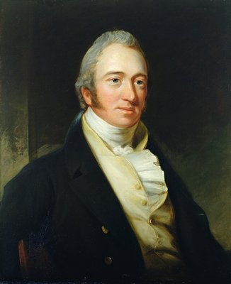 Portrait of the Rt. Hon. Silver Oliver by English School - print