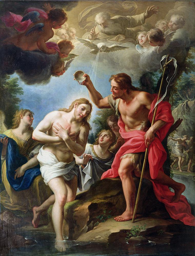 Catholics Striving for Holiness: Baptism of Our Lord Jesus ...