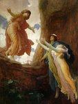 The Return of Persephone, c.1891 by William Holman Hunt - print