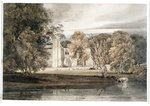 Bolton Abbey, 1800 by George Alexander - print