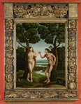 Adam and Eve by Joseph Mallord William Turner - print