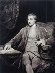 Portrait of the Duke of Leinster by Francis Wheatley - print