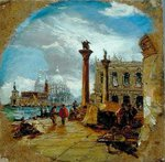 Venice by Francesco Guardi - print
