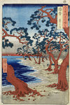 Coast of Maiko, Harima Provine by Thomas Girtin - print
