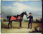 Thomas Oliver Gascoigne of the Royal Horse Guards by Robert Walker - print