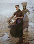 Toil by Harold Gilman - print