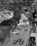 Start of the Monaco Grand Prix Fine Art Print by Anonymous