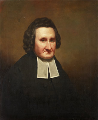 Rev. Dr John Erskine, 1721 - 1803. Theologian Wall Art & Canvas Prints by Sir Henry Raeburn