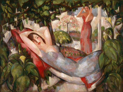 Summer, 1914 Fine Art Print by John Duncan Fergusson