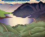 Loch Duich Wall Art & Canvas Prints by Ian Cheyne