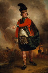 Hugh Montgomerie, 12th Earl of Eglinton, 1739 - 1819. Soldier; Lord Lieutenant of Ayrshire by unknown - print